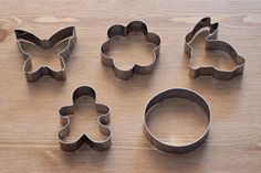 Great list of alternate ways to use cookie cutters! Pin now and be amazed later...lots of kids activities I never thought of...