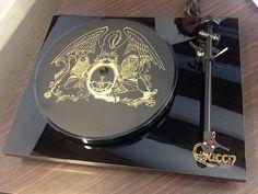 Rega RP1 Queen Edition Turntable | by Frank Harvey HiFix