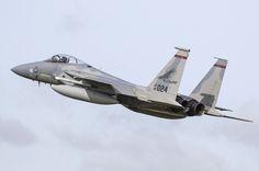 McDonnel Douglas F-15C Eagle