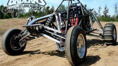 Build this top of the line buggy at home! Build A Go Kart, Diy Go Kart, Go Kart Buggy, Off Road Buggy, Megalodon, Kart Cross, Solar Car, Trophy Truck, Sand Rail