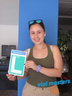 Lorena es una nueva conductora Vial Masters. ¡Una tía genial! ¡Muchas felicidades!  Más en http://vialmasters.es