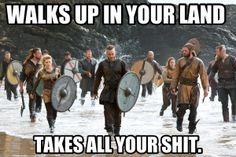 Fuck yea vikings!