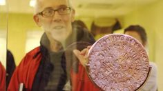Gareth Owens & the secrets of the Disk of Phaistos