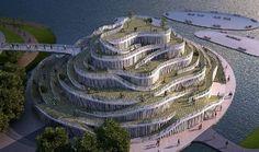 Un progetto di uno studio di design che potrebbe divenire realtà http://goo.gl/JGrUA