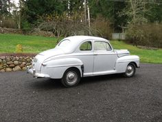 1948 Ford Super Deluxe Coupe   eBay