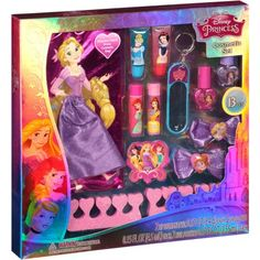 Disney Princess Cosmetic Set, 13 pc