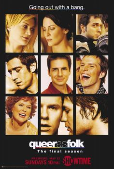 It's Time for a Queer As Folk Reboot by Christopher Stone Series Movies, Movies And Tv Shows, Showtime Tv Series, Christopher Stone, Randy Harrison, Brian Kinney, Brian And Justin, Gale Harold, Queer As Folk