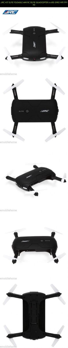 JJRC H37 ELFIE Foldable Mini RC Selfie Quadcopter 6-Axis Gyro WiFi FPV HD #fpv #foldable #drone #racing #parts #products #tech #plans #gadgets #quadcopter #shopping #rc #technology #elfie #kit #mini #jjrc #camera
