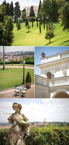 Villa Miani, Roma