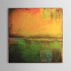 inspiration .. Hand Painted Oil Painting Abstract 1304-AB0475 – GBP £ 52.53