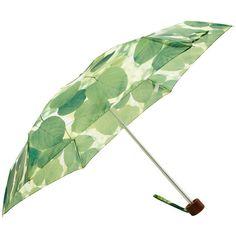 Ella Doran Tiny-2 Sunlight Thru Leaves Umbrella ($21) ❤ liked on Polyvore