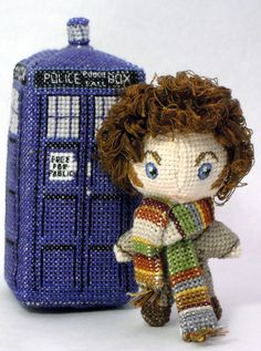 Hey, I found this really awesome Etsy listing at https://www.etsy.com/listing/190977377/the-fourth-doctor-itty-bitty-3d-cross