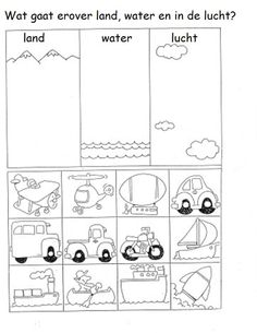 Sorting Worksheets for Kindergarten. 20 sorting Worksheets for Kindergarten. sorting Apples Worksheet for Preschool and Kindergarten Transportation Worksheet, Transportation Theme Preschool, Kindergarten Activities, Kindergarten Writing, Kindergarten Addition Worksheets, Subtraction Kindergarten, Coloring Pages, Printable Worksheets, Phonics Worksheets