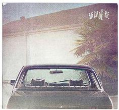 Arcade Fire album cover