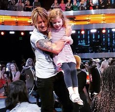 Just too cute! Keith and Fifi at American Idol!