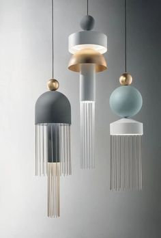 Interior Design Trends The Best Modern Lighting Brands. Interior Design Trends The Best Modern Lighting Brands. Deco Luminaire, Luminaire Design, Lamp Design, Design Design, Cool Lighting, Pendant Lighting, Lighting Stores, Pendant Lamps, Lighting Ideas