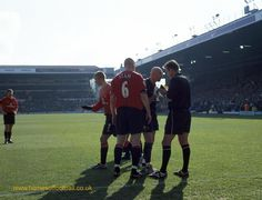 A leetle bit of naughtiness (Cantona style), Manchester United at Leeds,England year2001 by Stuart Roy Clarke #mufc