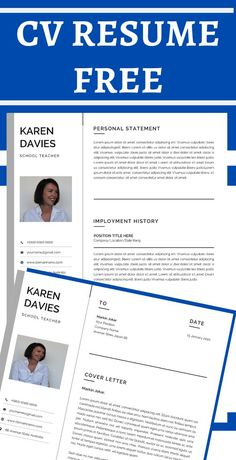 Teacher Resume template instant download Word with Teacher Resume and Cover Letter Template Modern Resume Template Word Resume Design 2 Page Executive Resume with photo. #TeacherResumeTemplate #TeachResume #TeacherResumeTemplate #TeacherResumeTemplateInstantDownload #ArtTeacherResume #TeachingResume #EducationResumeTemplate Teaching Resume Examples, Sales Resume Examples, Resume Objective Examples, Hr Resume, Nursing Resume, Resume Help, Resume Action Words, Resume Words, Dance Resume