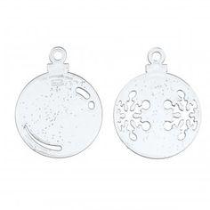 #design3000 Weihnachtsschmuck Snow Shine