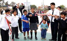 Municipalidad de Lima entregó infraestructura deportiva en el parque Flora Tristán en San Martín de Porres