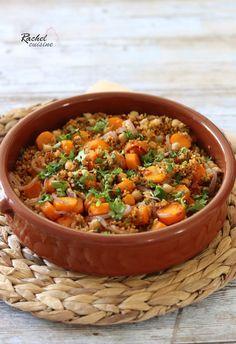 New Recipes, Cooking Recipes, Healthy Recipes, Weigth Watchers, Plats Healthy, Lentil Recipes, Main Meals, Lentils, Cooking Time