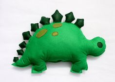Hey, I found this really awesome Etsy listing at https://www.etsy.com/listing/158655189/dinosaur-cushion-childrens-room-decor