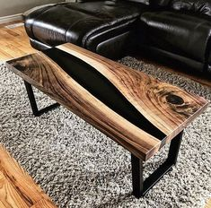 37 Stunning Resin Wood Table Design Ideas You Will Love - For several reasons, resin furniture has become a popular alternative to wooden furniture created for outdoor use. It looks similar to painted wood, b. Epoxy Wood Table, Wooden Tables, Resin Furniture, Furniture Design, Furniture Ideas, Outdoor Furniture, Steel Furniture, System Furniture, Handmade Furniture