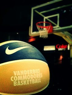 Went to the Vanderbilt Commodores basketball court and had to take pictures #Vanderbilt #basketball #Commodores