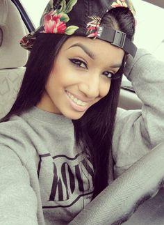 Shes really pretty toooo.