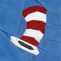 FREE pattern: Dr. Seuss paper-piecing block (Fandom in Stitches)