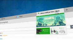 #XboxOne getting #Windows10's 'Edge' browser http://yhoo.it/1F5dT7W