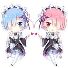Re:Zero | Ram and Rem