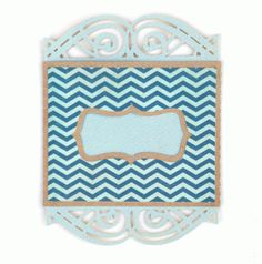 Silhouette Design Store - View Design #42110: a2 lori whitlock ornate sliding card