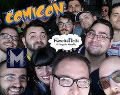 Napoli Comicon '16: Il Comicon del Futuro a cura di Angelo Masullo [Video]