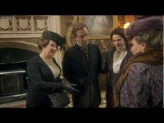 Uptown Downstairs Abbey. If you haven't seen this spoof on Downton, you're seriously deprived. It's HILARIOUS :)