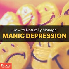 Manic depression - Dr. Axe http://www.draxe.com #health #holistic #natural