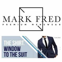 At Mark Fred, we believe the world is ready for to make a Comebacks, Menswear, Mens Fashion, Suits, How To Make, Style, Moda Masculina, Swag, Man Fashion