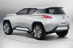 With an innovative 4x4 fuel-cell electric powertrain and an athletic exterior that projects an unforgettable presence beyond its compact dimensions, TeRRA takes sustainable motoring into exciting new territory.