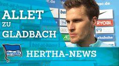News vor Gladbach - Hertha BSC - Berlin - Bundesliga - 2016 #hahohe