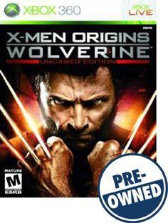 X-Men Origins: Wolverine — PRE-Owned - Xbox 360