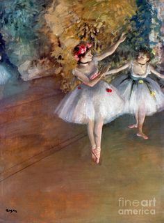 Edgar Degas. My favorite artist ever.