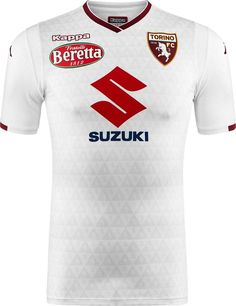 28b29ceba32 TORINO F.C. Calico FOOTBALL CLUB Away 2018 - 19 FÚTBOL SOCCER CLUB KIT SHIRT  JERSEY FUSSBALL