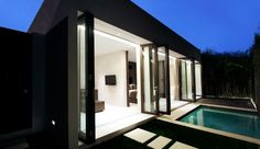 Amana Villas Seminyak: Surrounded by bamboo gardens, Amana stands out for its modern style and cosseting service.