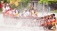 Boat races in Kerala