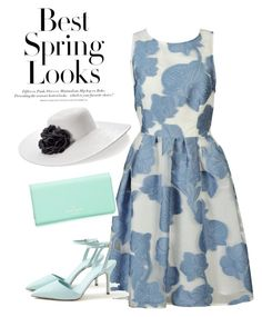"""""""Spring flowers"""" by masayuki4499 ❤ liked on Polyvore featuring P.A.R.O.S.H., H&M, J.Crew, Kate Spade and Croft & Barrow"""