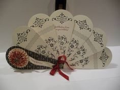 Love Letter Fan by stewart20 - Cards and Paper Crafts at Splitcoaststampers