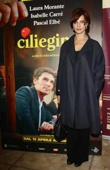#examinercom  Italian actor Laura Morante screens directorial debut Cherry on the Cake at New Italian Cinema festival at Embarcadero Center in SF in November 2012.  http://www.examiner.com/review/new-italian-cinema-presenting-directorial-debut-of-laura-morante-italian-actor