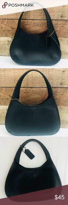 391d6cf37c Vintage Coach mini purse Pre loved Vintage Pet and smoke free home Leather  This is a