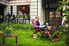 New outdoor restaurants in Chicago via time out