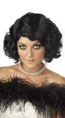 Cabaret Wig in Black